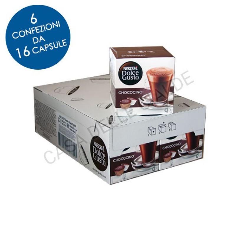 96 capsule Nescafe Dolce Gusto CHOCOCINO