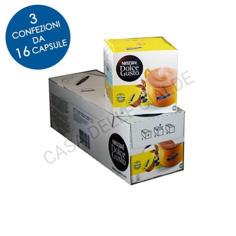 48 capsule Nescafe Dolce Gusto NESQUIK