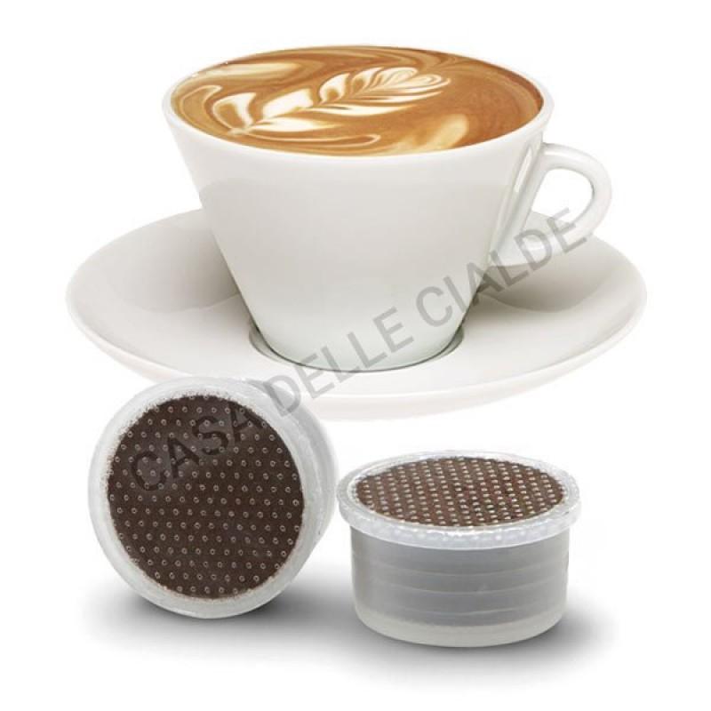 128 cialde Cappuccino Toda Gattopardo compatibile Espresso Point