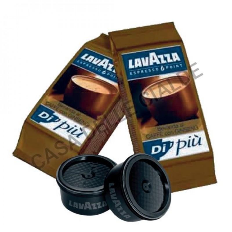50 capsule LavAzza Espresso Point GINSENG
